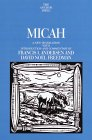 Micah (Anchor Bible)