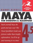 Maya 4.5 for Windows and Macintosh: Visual QuickStart Guide