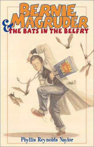 Bernie Magruder and the Bats in the Belfry (Bessledorf Mysteries, #9)