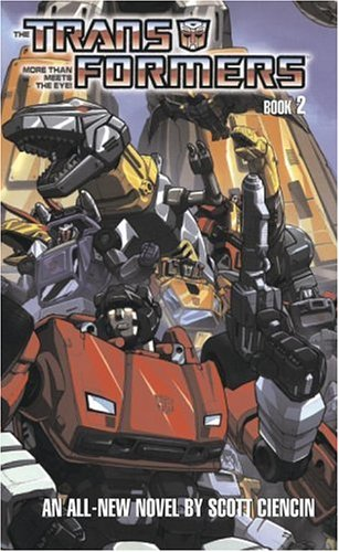 Transformers by Troy Denning