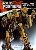 Transformers: Activity Book and Gel Pen (Transformers)