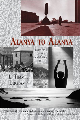 Alanya to Alanya (Marq'ssan Cycle, #1)