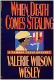 When Death Comes Stealing (Tamara Hayle, #1)