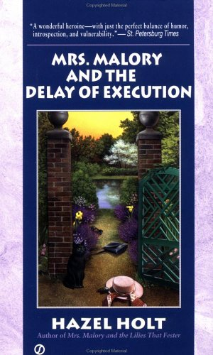 Free download Mrs. Malory and the Delay of Execution (Mrs. Malory Mysteries #12) PDF