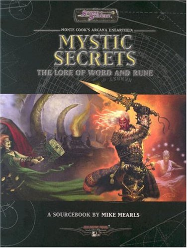 Arcana Unearthed: Mystic Secrets (The Lore of Word and Rune)