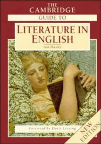 Get The Cambridge Guide to Literature in English by Ian Ousby PDF