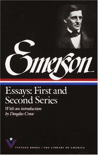 emerson essays harold bloom A conversation with literary critic harold bloom diane coutu from the may 2001 issue save share comment from professor harold bloom ralph waldo emerson: essays.