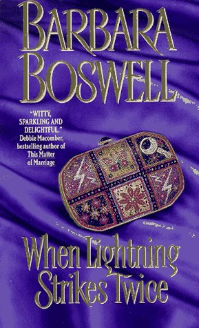 When Lightning Strikes Twice by Barbara Boswell