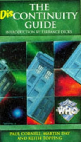 The Discontinuity Guide by Paul Cornell
