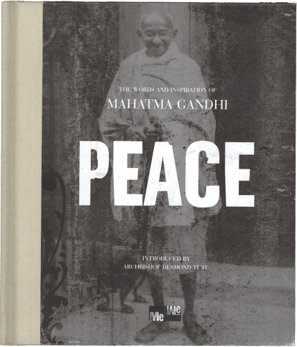 Peace by Mahatma Gandhi