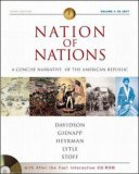 Nation of Nations Concise Volume I W/ After the Fact Interactive Salem Witch Trials, MP
