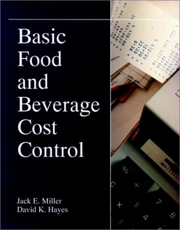 Basic Food and Beverage Cost Control