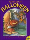 John Pig's Halloween by Jan Waldron