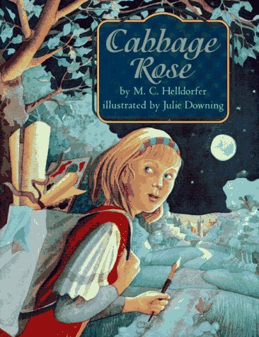 Cabbage Rose by M.C. Helldorfer