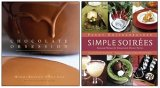 Chocolate Obsession/Simple Soirees Two Pack: A Special Set For Amazon.Com Shoppers