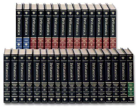 Encyclopedia Britannica: With 2004 Book of the Year (Britannica Books)