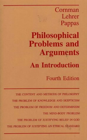 Philosophical Problems and Arguments: An Introduction