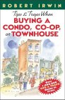 Tips and Traps When Buying a Condo, Co-Op, or Townhouse