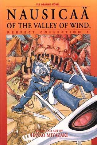 Nausicaä of the Valley of Wind, Vol. 1 by Hayao Miyazaki