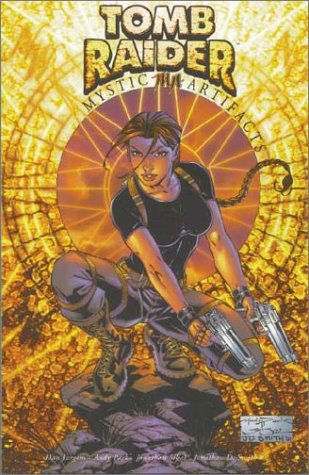 Tomb Raider Volume 2 by Dan Jurgens