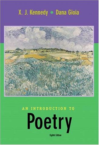 An Introduction to Poetry by X.J. Kennedy