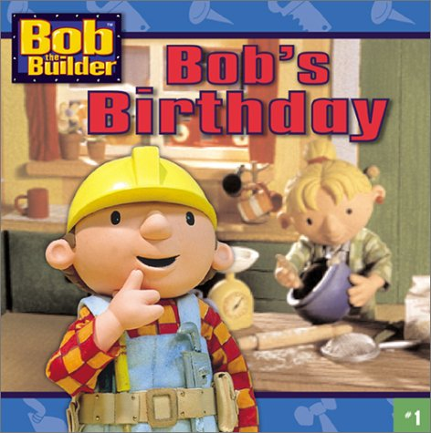 Bob's Birthday by Diane Redmond
