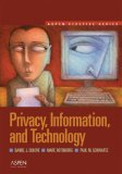 Privacy, Information, And Technology