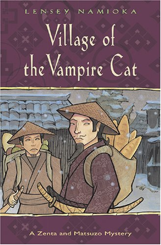 Village of the Vampire Cat by Lensey Namioka