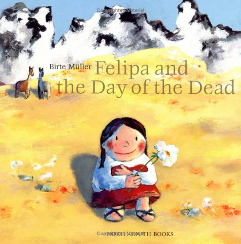 Felipa and the Day of the Dead by Birte Müller