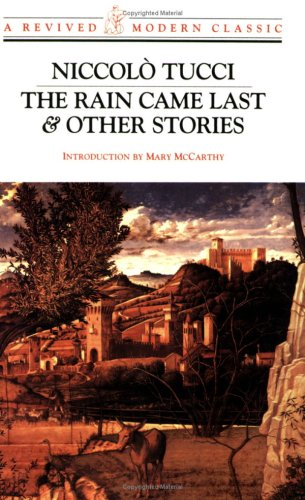 The Rain Came Last & Other Stories