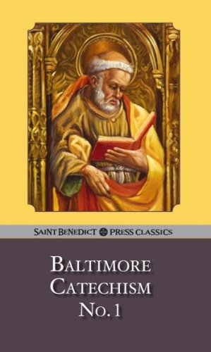 Baltimore Catechism, Number 1
