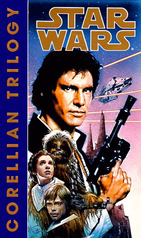 The Corellian Trilogy by Roger MacBride Allen