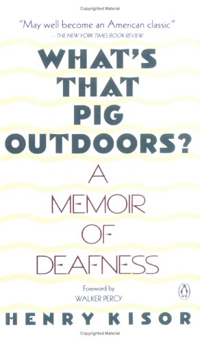 What's That Pig Outdoors? by Henry Kisor