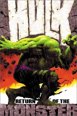 The Incredible Hulk, Vol. 1 by Bruce Jones