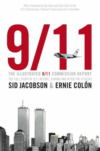 The Illustrated 9/11 Commission Report by Sid Jacobson