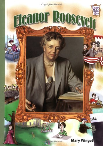 Eleanor Roosevelt by Mary Winget