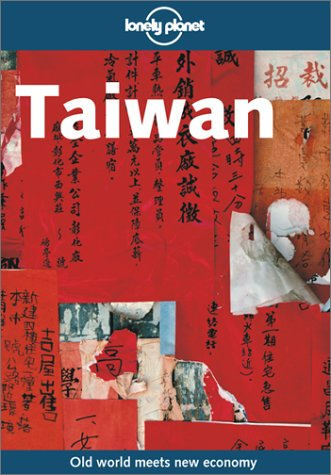 Taiwan (Lonely Planet Country Guide)