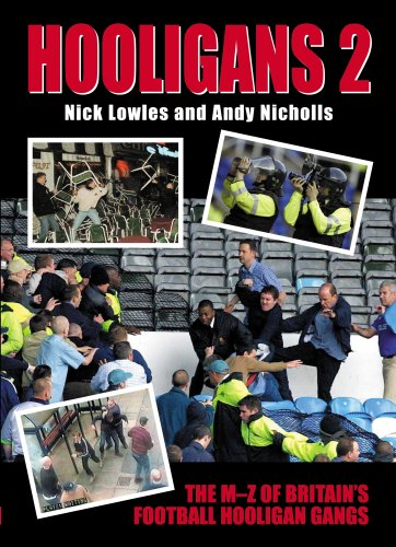 Hooligans by Nick Lowles
