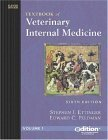 Textbook Of Veterinary Internal Medicine: Diseases Of The Dog And Cat