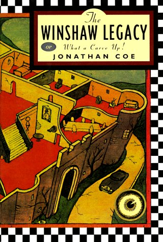 Free online download The Winshaw Legacy or What a Carve Up! PDF by Jonathan Coe