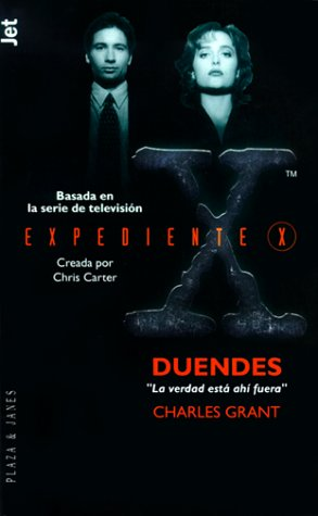 Duendes (Expediente X, #1)