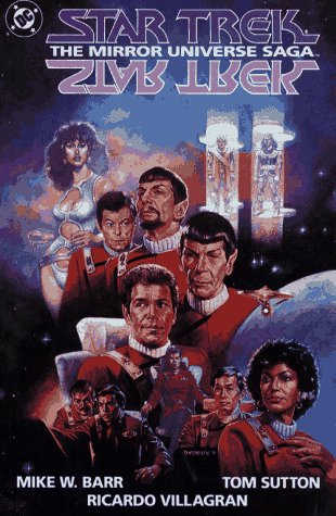 Star Trek by Mike W. Barr