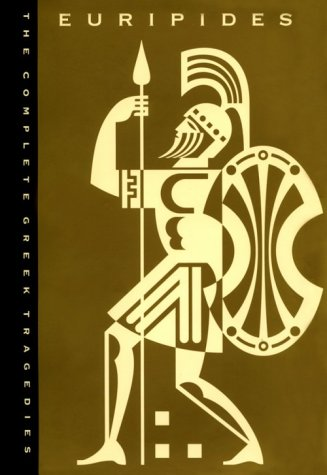 The Complete Greek Tragedies, Volume 4 by Euripides
