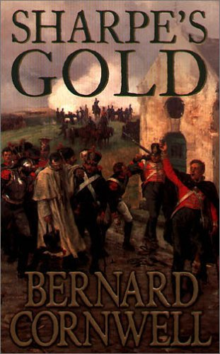 Sharpe's Gold by Bernard Cornwell
