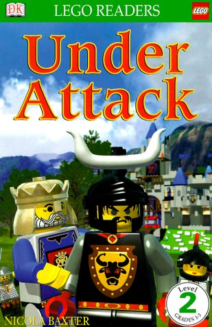 Castle Under Attack (DK Lego Readers, Level 2) Nicola Baxter