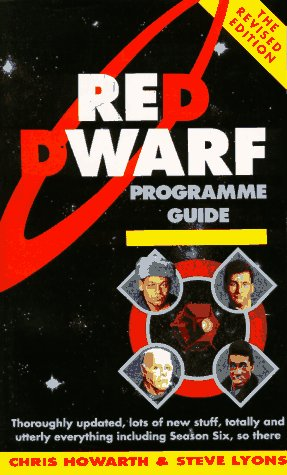 Red Dwarf Programme Guide by Chris Howarth