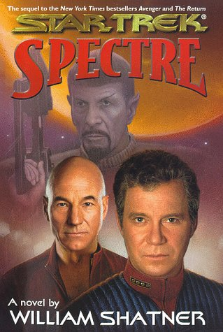 Spectre Star Trek by William Shatner