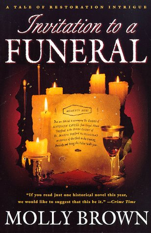 Invitation to a Funeral by Molly Brown