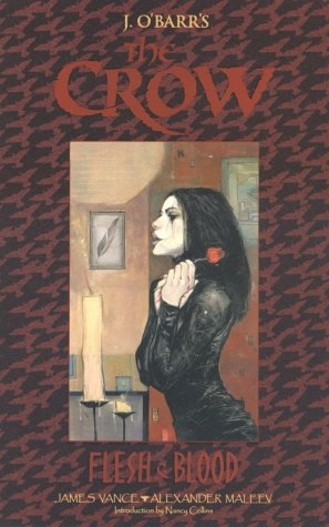The Crow by James Vance