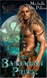 The Barbarian Prince (Dragon Lords, #1)
